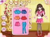 Fruit Basket Dressup