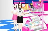 Ice Cream Parlor Make Over